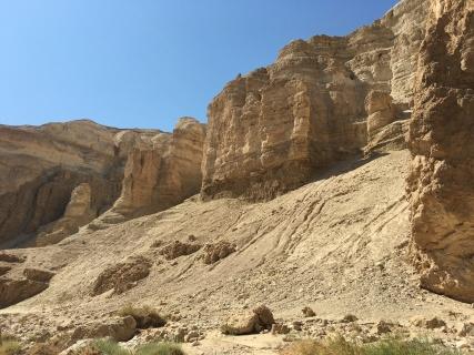 Wadi Zohar, Israel (Dead Sea area)