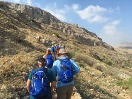 Mt. Arbel, Israel